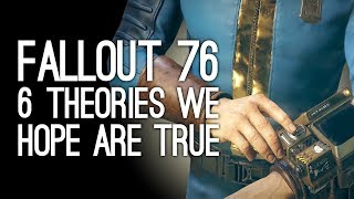Fallout 76: 6 Theories We Hope Are True About the New Fallout Game thumbnail