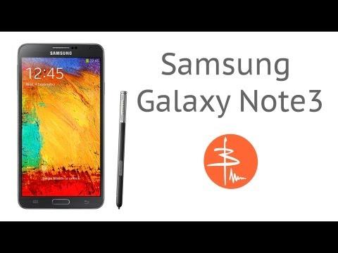 Samsung Galaxy Note 3 - полнейший обзор и ФИШКИ