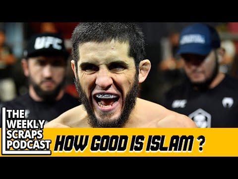 Aljamain Sterling recaps Islam Makhachev's Massive Win