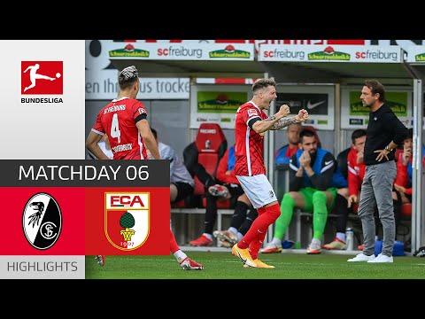 Freiburg Augsburg Goals And Highlights