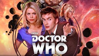 The Tenth Doctor and Rose Tyler Reunited! - Doctor Who