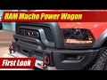 RAM Macho Power Wagon: First Look