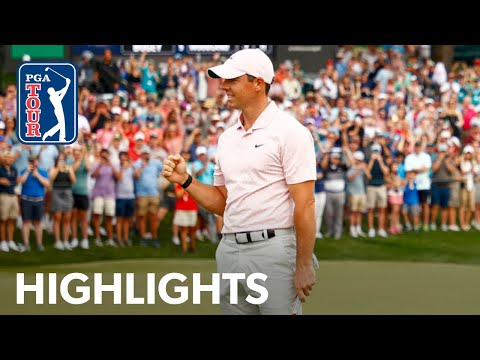 Rory McIlroy shoots 3-under 68 | Round 4 | Wells Fargo | 2021