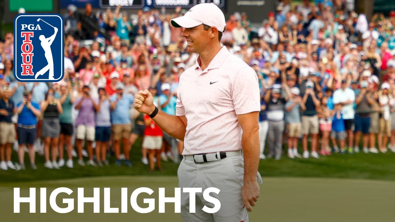 How Rory McIlroy won at the Wells Fargo