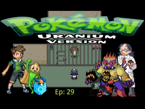 Pokemon Uranium Ep: 29 The garlikid conspiracy