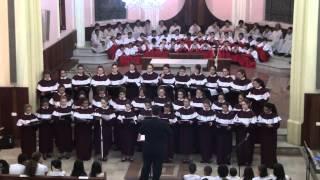 Puer natus in Bethlehem (Johann Michael Haydn) - Meninas dos Canarinhos de Petrópolis - 20141206