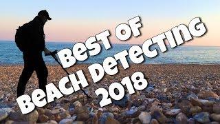 Beach Metal Detecting UK | Best of Beach Detecting 2018