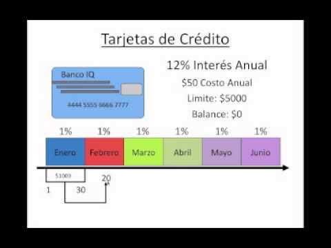 ¿Cómo Funcionan Las Tarjetas De Crédito?
