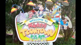 Mickey's Toon Town Fair - Funny Little Bunnies