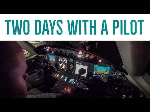 TWO DAYS WITH A PILOT-VLOG 5.1