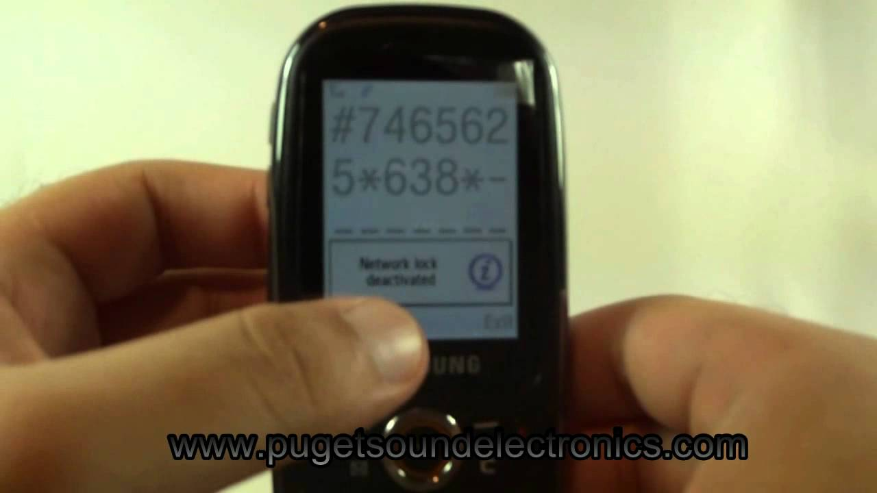 how to unlock t mobile samsung sgh t369 youtube rh youtube com Samsung SGH T379 Case Samsung SGH T369 Case