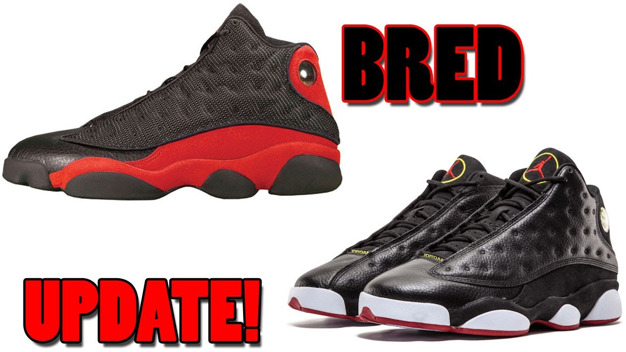 newest 0e562 c4cba Air Jordan 13 BRED, Jordan 13 PLAYOFF UPDATE, JORDAN x CONVERSE Pack and  More