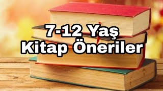 7-12 yaş kitap önerileri - ÇEKİLİŞ DUYURUSU