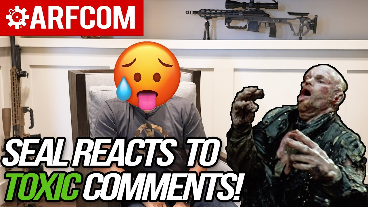 Navy SEAL Reacts To Toxic YouTube Comments!
