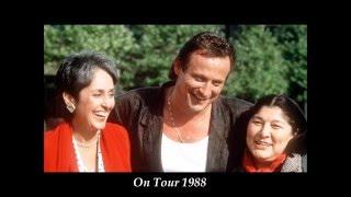 Konstantin Wecker - Mercedes Sosa - Joan Baez - Ich singe weil ich ein Lied hab - Wien 1988