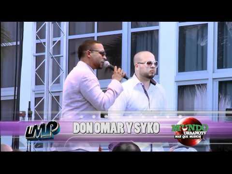Don Omar Y Syko El Terror - huerfano De Amor @ Billboard mp3