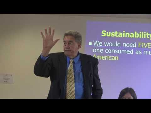 Zeru Frazu, Zero Waste - Conférence P. Connett, J. Muller, Aiacciu 15 avril 2017