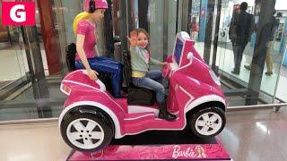 ( VLOG ) Barbie o carro mais rápido do Mundo ❤ Miss Gaby