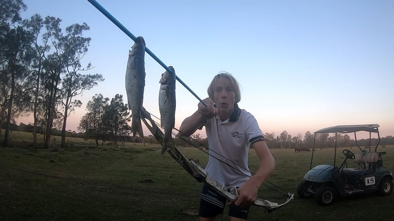 2 FISH 1 SHOT - Bow Fishing