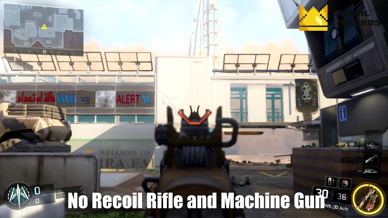 Call Of Duty Black Ops 3 No Recoil Macro Script