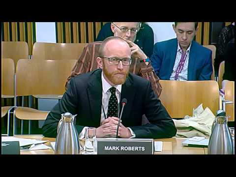 Justice Committee - Scottish Parliament: 1st September 2015