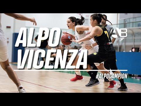 Ecodeint Point Alpo vs VelcoFin InterLocks Vicenza Primo Tempo