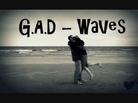 GAD - WaVes [Lyrical Video]