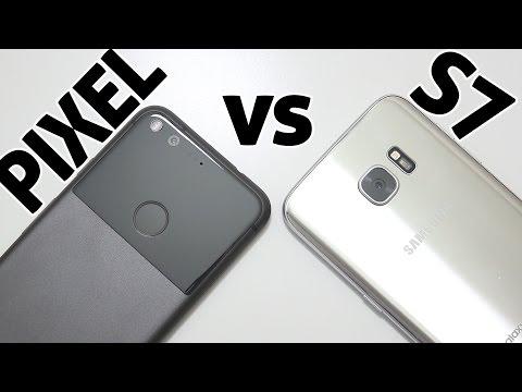 Google Pixel vs Galaxy S7 Camera Test + Comparison REVIEW