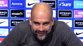 Pep Guardiola Full Pre-Match Press Conference - Huddersfield v Manchester City - Premier League