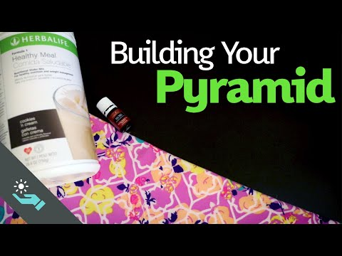 Building Your Pyramid | Multi-Level Marketing