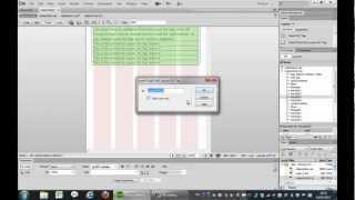 Как создать responsive (резиновый) сайт в Dreamweaver CS6 - Урок 4(Пошаговый видеокурс для начинающих