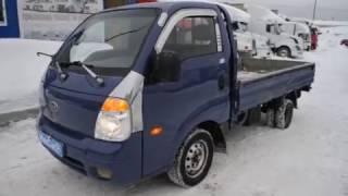 Обзор автомобиля Kia Bongo 2009 г.в.