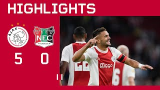 TADIC 🚀 | Highlights Ajax - NEC