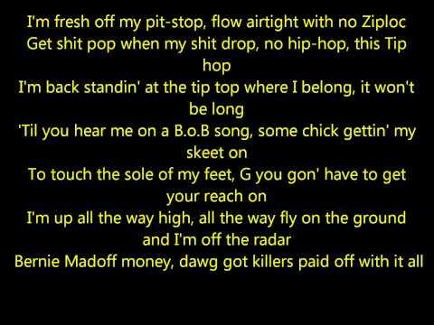 Arena - B.O.B. (official lyrics)