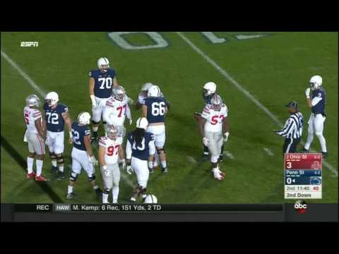 Ohio State Buckeyes at Penn State Nittany Lions in 30 Minutes - 10/22/16