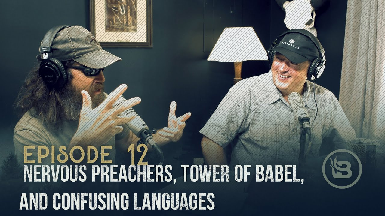 Download Nervous Preachers, Tower of Babel, and Confusing Languages   Ep 12