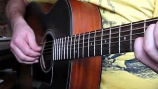 Египтянин (гр. Пикник). Переложение для гитары.