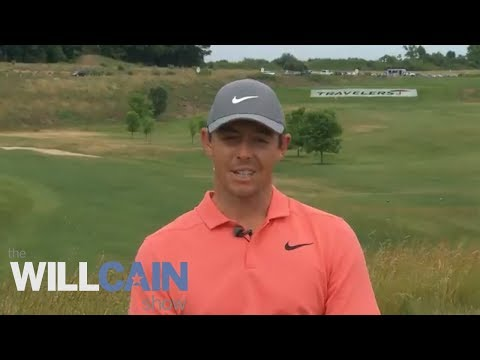 Rory McIlroy On Phil Mickelson, The U.S. Open And His Critics | Will Cain Show | ESPN
