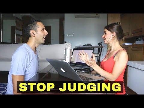 STOP JUDGING