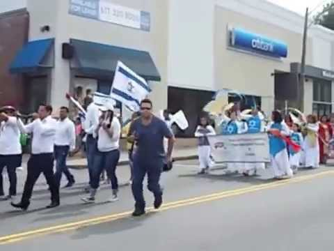 CJUI Christians And Jews United For Israel 2015.