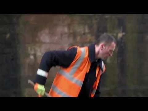 Here's to the Home Team: Anthony Hughes, world class road sweeper