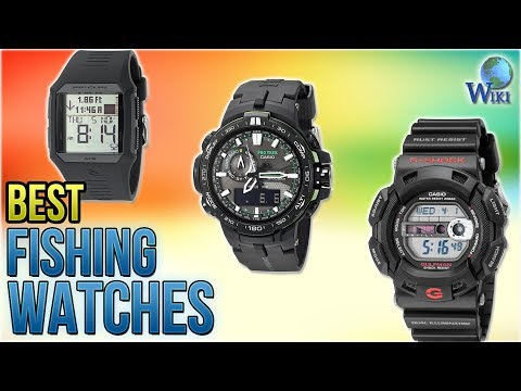6 Best Fishing Watches 2018