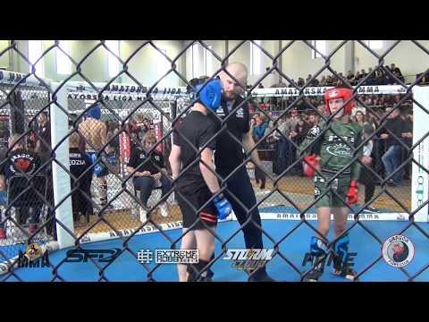 MP MMA 2019 Kadet 55 Kg Kaczmarek K Vs Wieczorek M