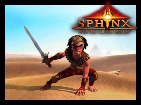 Sphinx and the Cursed Mummy - Temple