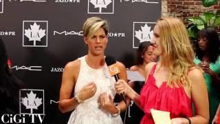 Missy Peregrym talks Rookie Blue, Short Hair, Beyonce, & More!