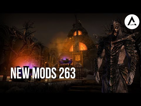 5 Brand New Console Mods 263 - Skyrim Special Edition (PS4/XB1/PC)