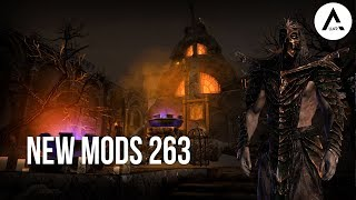 Skyrim Top 5 NEW awesome, amazing and cool console mods for skyrim ...