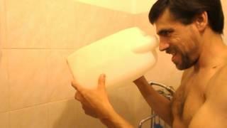 Как почистить канистру, не выворачивая её наизнанку )))