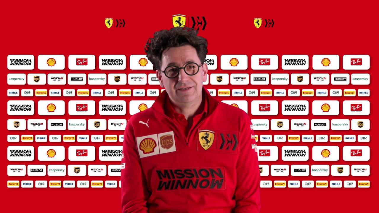 Rumour Mattia Binotto To Step Down As Ferrari Team Principal