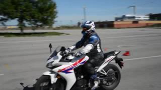 [LC Moto] Examen de la SAAQ en circuit fermé 2016